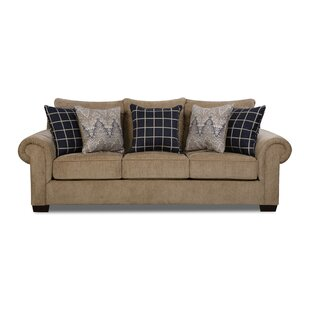 Della Sleeper Sofa by Simmons Upholstery