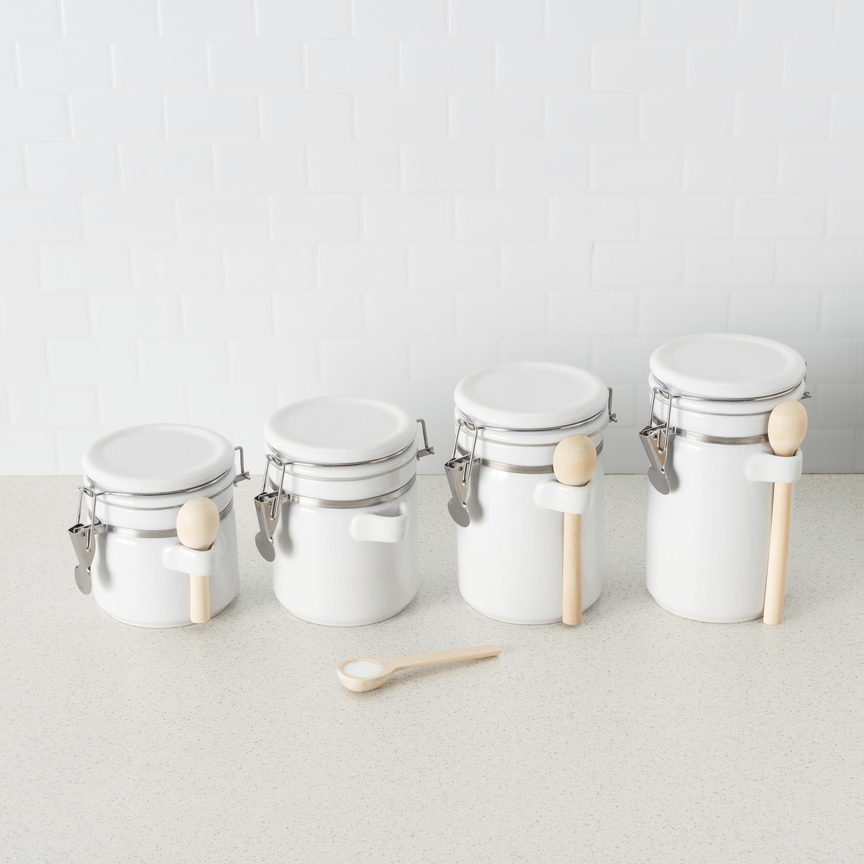 Ceramic Rooster Canister Set | Wayfair