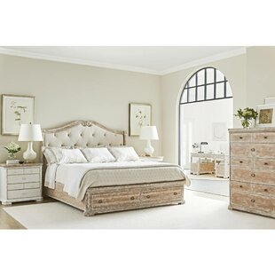 juniper dell storage panel configurable bedroom set - Bedroom Sets