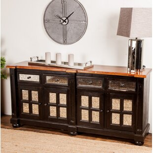 Parkison Traditional 4-Door Sideboard Alcott Hill