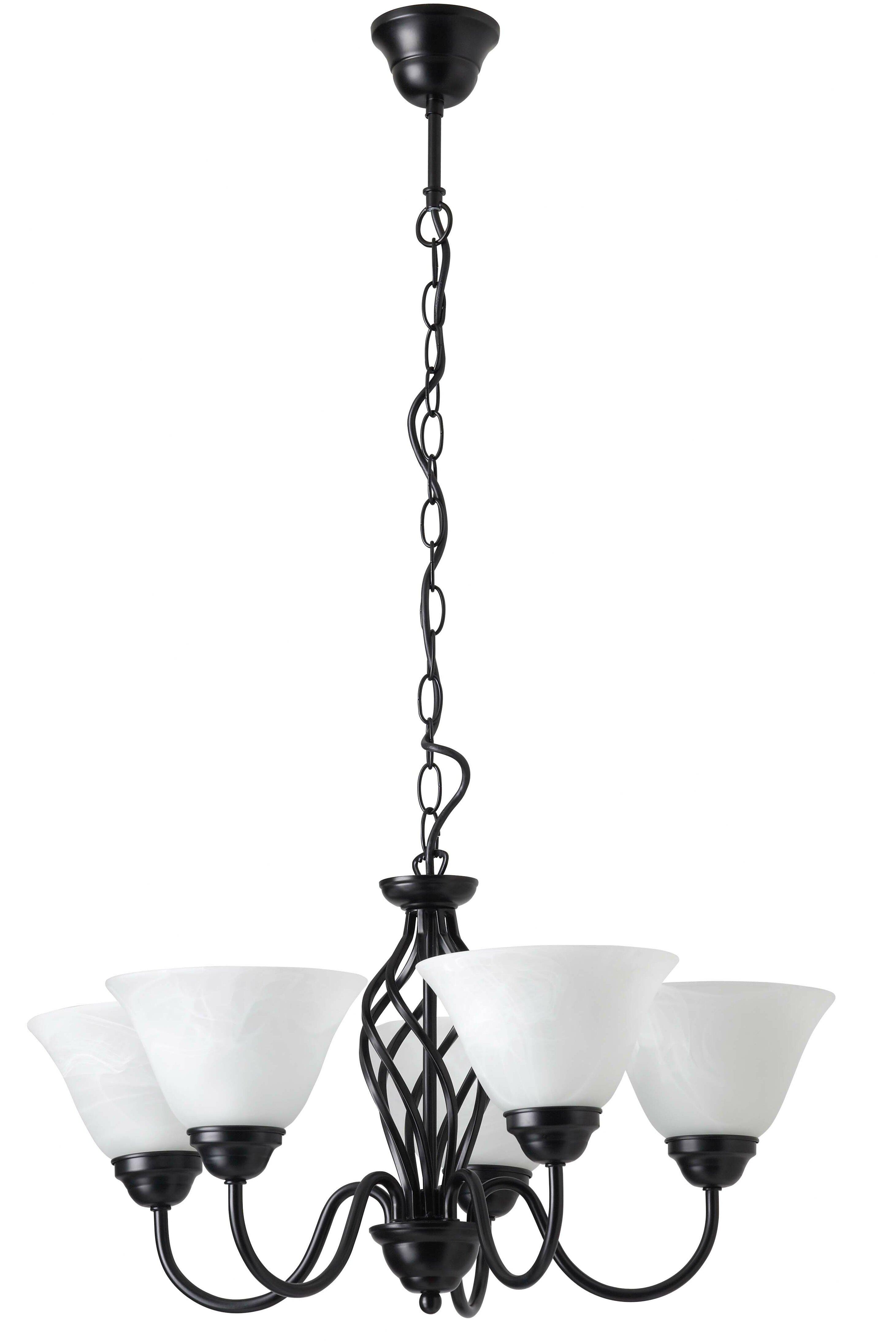Brilliant elena 5 light branched chandelier wayfair aloadofball Images