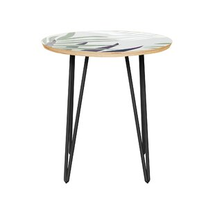 Irvona End Table by Brayden Studio #2