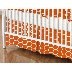 Honeycomb Crib Skirt BySheetworld