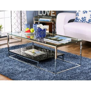 Wade Logan Saniya Coffee Table Image
