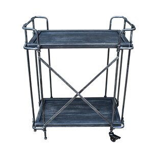 Bostrom Bar Serving Cart by Williston Forge