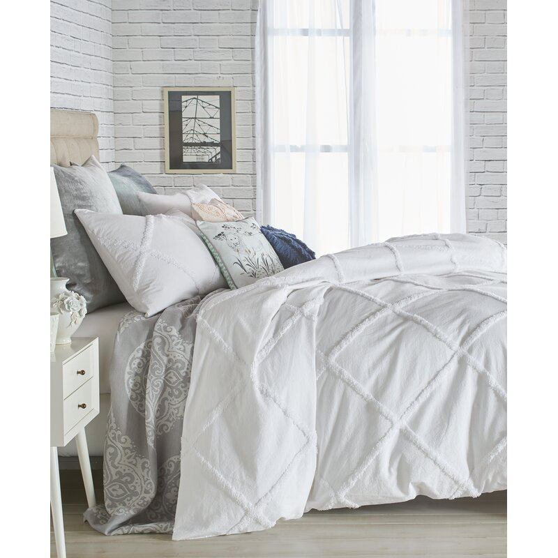 cotton duvet cover