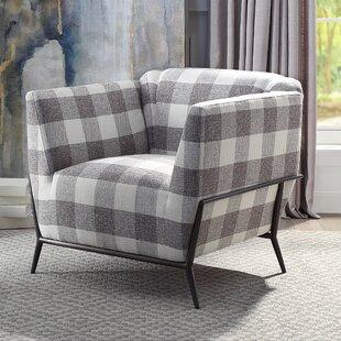 Highbridge Armchair by Gracie Oaks