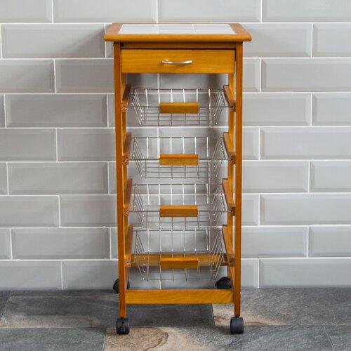 Küchenwagen | Küche und Esszimmer > Servierwagen | Massivholz | Wildon Home