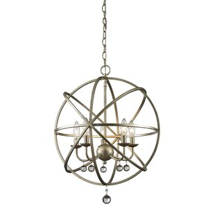 Leonora 5-Light Globe Chandelier