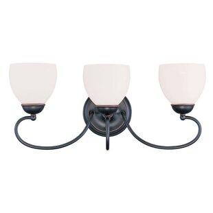 Savings Whittaker 3-Light Vanity Light By Alcott Hill