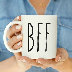 'BFF' Coffee Mug