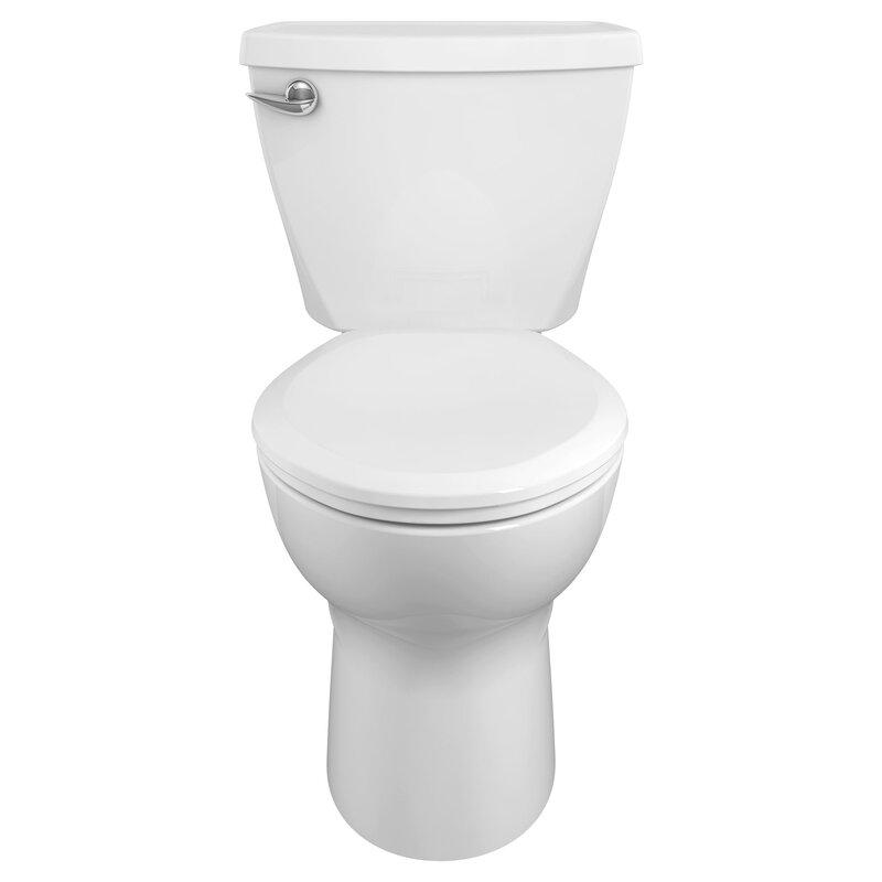 American Standard Cadet 3 1 6 Gpf Elongated Two Piece Toilet Reviews Wayfair
