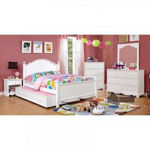 Dani Twin 5 Piece Bedroom Set