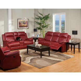 Comparison Jemima 3 Piece Reclining Configurable Living Room Set by Red Barrel Studio Reviews (2019) & Buyer's Guide