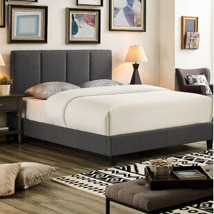 Gianna Queen Upholstered Platform Bed