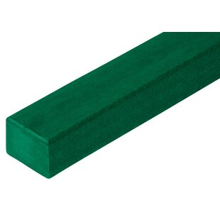UltraSite Recycled Plastic Backless Surface Mount Bench