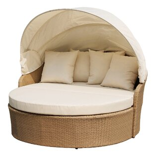Earth Outdoor Canopy Daybed With Mattress by W Unlimited Great price