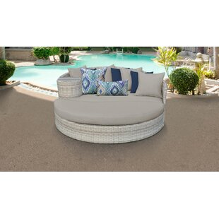 Fairmont Patio Daybed with Cushions