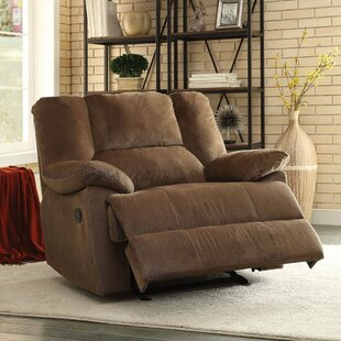 Omaha Over-sized Manual Glider Recliner by Red Barrel Studio