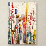 Ce Doux Matin by Sylvie Demers - Picture Frame Print on Canvas