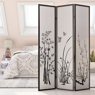 Comparison Anatolio Shoji Room Divider By Bloomsbury Market