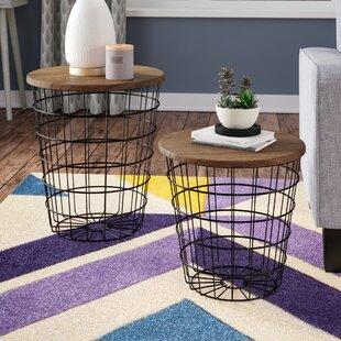 Mcgowen 2 Piece Nesting Tables