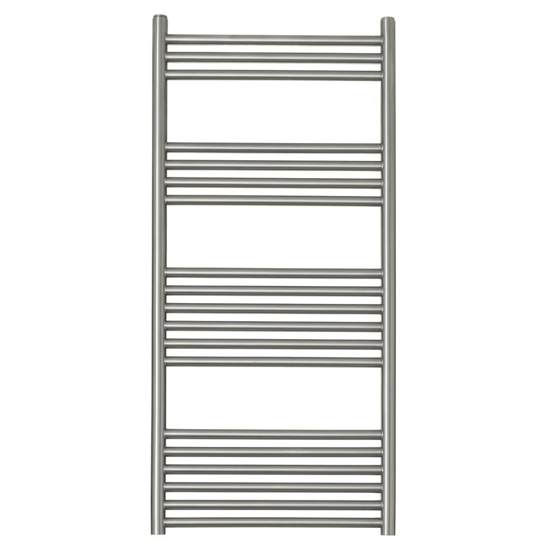 Tora Vertical Electric Heated Towel Rail