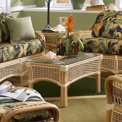 Keiper 2 Piece Coffee Table Set Bayou Breeze