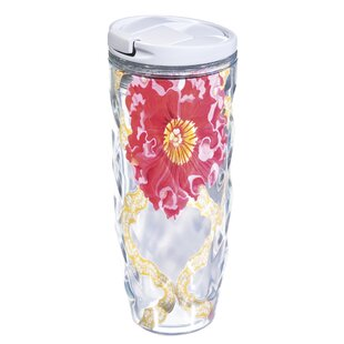 Dolores Botanical Garden 16 Oz. Insulated Tumbler