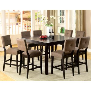 Fairlee 7 Piece Counter Height Dining Set by Brayden Studio