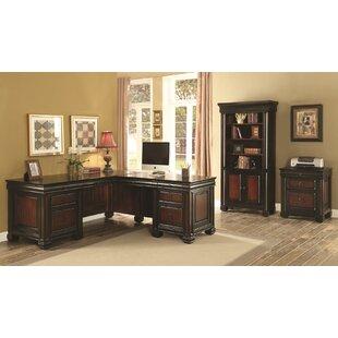 Allegra L-Shape Executive Desk