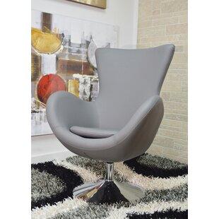 Bargain Matina Swivel Lounge Chair by Orren Ellis Reviews (2019) & Buyer's Guide