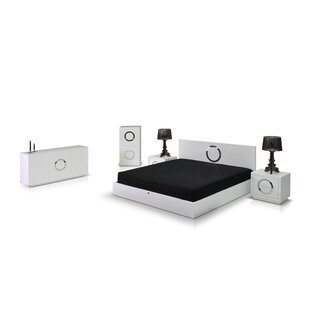 Coachella Platform Configurable Bedroom Set