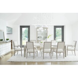 Axiom 9 Piece Dining Set Bernhardt