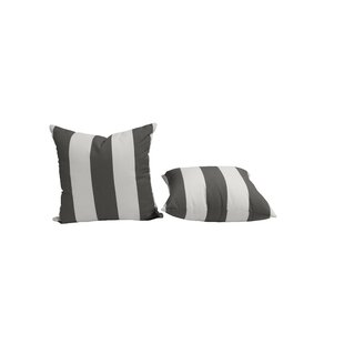 Outdoor Sunbrella Throw Pillow (Set of 2)