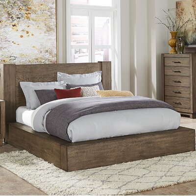 Alcantar Platform Bed Foundry Select