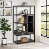 Camas 61 H x 31.4 W Standard Bookcase by 17 Stories