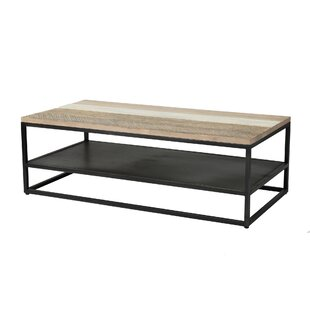 Landon Coffee Table with Tray Top