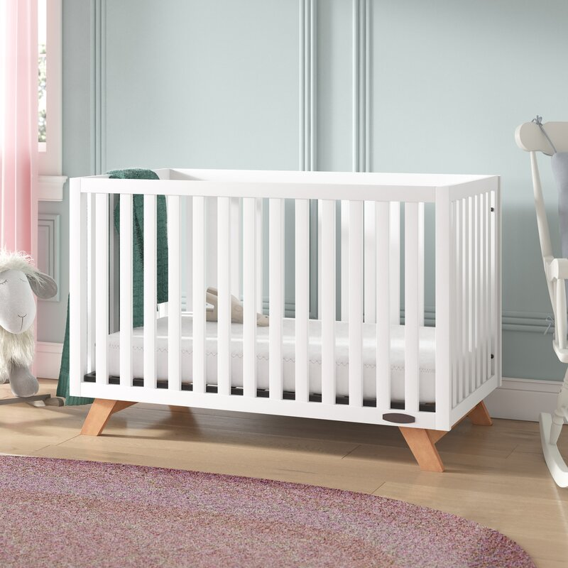 Mack & Milo Kaiser Point 4-in-1 Convertible Crib