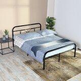 Liudger Full Platform Bed by Red Barrel Studio®