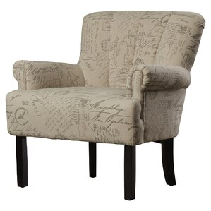 Elba Armchair by Alcott Hill
