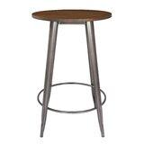 Isaac Round Pub Table by Laurel Foundry Modern Farmhouse