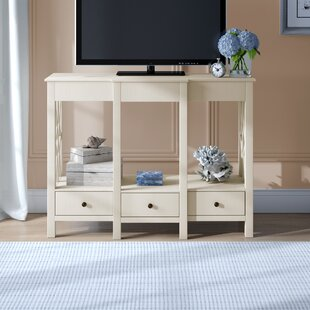 Shop For Vicente TV Stand for TVs up to 48 by Highland Dunes Reviews (2019) & Buyer's Guide