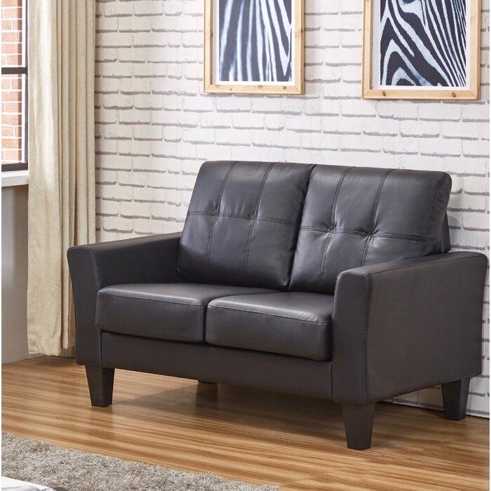 Fine Lerman Loveseat Creativecarmelina Interior Chair Design Creativecarmelinacom