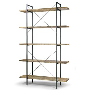 Affordable Tousignant Etagere Bookcase by Williston Forge