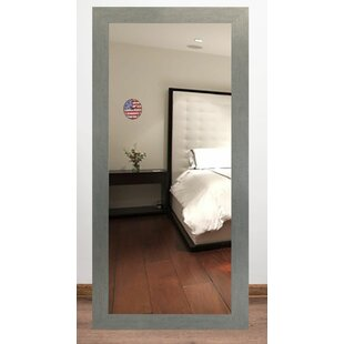 Compare Rectangle Beveled Wall Mirror By Wade Logan