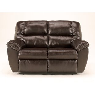 Shop Ruth Reclining Loveseat by Signature Design by Ashley