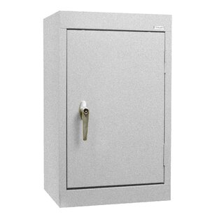 Wall 1 Door Storage Cabinet by Sandusky Cabinets