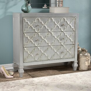 Bouldin 3 Drawer Accent Chest