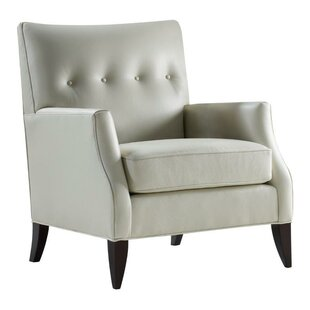 Isobelle Armchair by Leathercraft